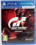 Gram Turismo Sport (VR) - PS4