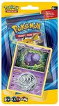 Pokemon XY12: Evolutions 1-Pack Checklane Blister Weezing