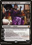 Liliana, Death's Majesty - Mystery Booster