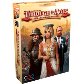 Through the Ages: New Leaders and Wonders (PREORDER)
