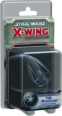 Star Wars X-Wing Miniatures Game: TIE Phantom Expansion Pack