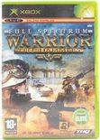 Full Spectrum Warrior: Ten Hammers - Xbox