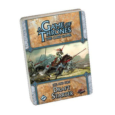 A Game of Thrones LCG: Ice And Fire Draft Starter