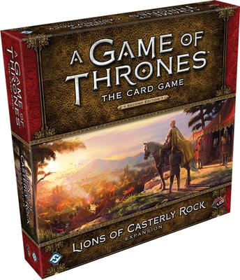 A Game of Thrones LCG (2nd Ed): Lions of Casterly Rock