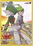 Gallade Secret Rare 244/236 - Sun & Moon Cosmic Eclipse