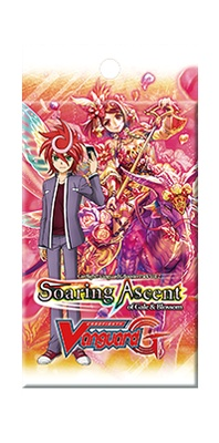 Cardfight Vanguard G Set 2: Soaring Ascent of Gale & Blossom Booster