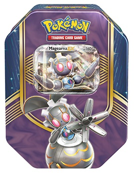 2016 Fall Tin: Magearna EX