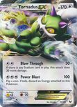 Tornadus EX 90/108 - Black & White 5: Dark Explorers
