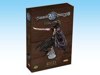 Sword & Sorcery: Hero Pack - Ryld, Bard/Blademaster