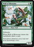 Wall of Blossoms - Commander 2016