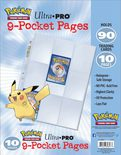 Ultra Pro 9 Pocket Binder Page (10pcs)