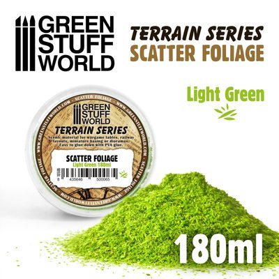 GSW Scatter Foliage: Light Green 180ml