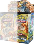 Pokemon SM10: Sun & Moon Unbroken Bonds Half Box