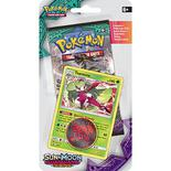Pokemon SM2: Sun & Moon Guardians Rising Checklane Blister Tsareena