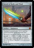 Sword of Body and Mind - Scars of Mirrodin