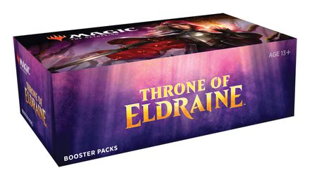 Throne of Eldraine Draft Booster Display Box (PREORDER)