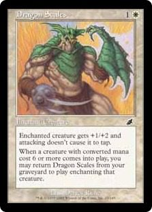 Dragon Scales - Scourge