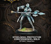 Convergence of Cyriss Steelsoul Protector