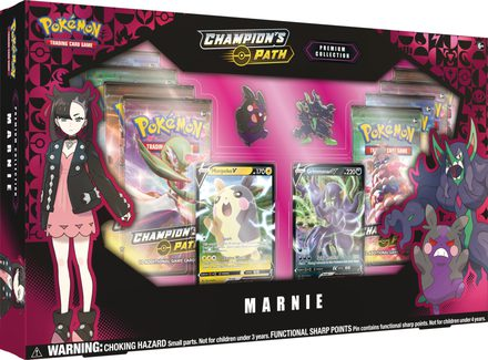 Pokemon Champion's Path Marnie Premium Collection (PREORDER)