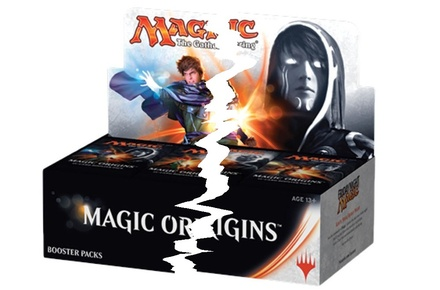 Magic Origins Booster Half Box