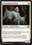 Cathedral Sanctifier - Blessed vs Cursed