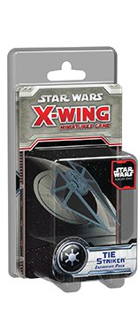 Star Wars X-Wing Miniatures Game: TIE Striker Expansion Pack