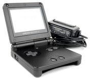 Game Boy Advance SP Console (Onyx Black)