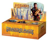 Dragon's Maze Booster Display Box