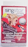Wireless SingStar Microphones Playstation 2 / Playstation 3