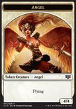 Angel 4/4 // Cat 2/2 TOKEN - Commander 2014