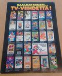 Maailman parasta Tv-viihdettä Poster B Cardboard, size 70x50cm