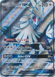 Silvally GX Full Art 108/111 - Sun & Moon Crimson Invasion