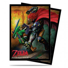 Ultra Pro Sleeves, Link & Ganon Battle (65pcs)