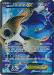 Blastoise EX Full Art 142/146 - X&Y (Base Set)
