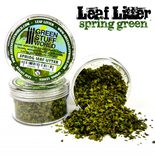 GSW Leaf Litter: Spring Green