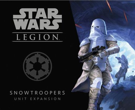 Star Wars Legion Snowtroopers Unit Expansion (ENNAKKO)