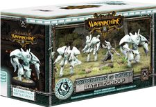 Warmachine Battlegroup Starter Box: Retribution of Scyrah Mk III