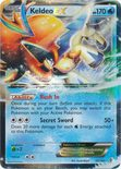 Keldeo EX 49/149 - Black & White 7: Boundaries Crossed