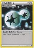 Double Colorless Energy 113/113 - Black & White 11: Legendary Treasures