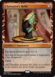 Champion's Helm - Kaladesh Inventions
