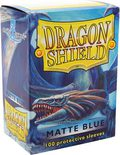 Dragon Shield Sleeves Matte Blue (100pcs)