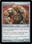 Battered Golem - Fifth Dawn