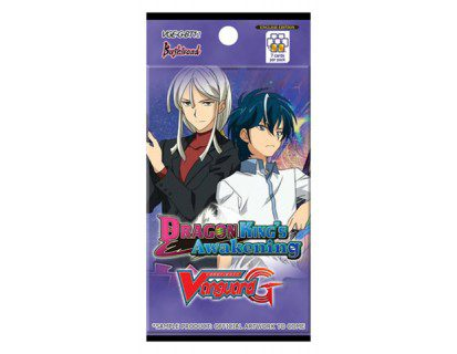 Cardfight Vanguard G Set 12: Dragon King's Awakening Booster Display Box
