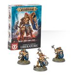Easy to build: Liberators