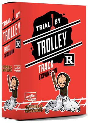 Trial by Trolley: R-Rated Track Expansion (PREORDER)
