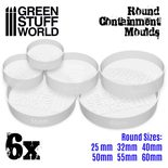 GSW Round Containment Moulds for Bases (6kpl)