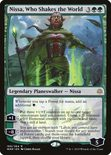 Nissa, Who Shakes the World - War of the Spark