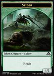 Spider TOKEN 1/2 - Eldritch Moon