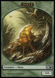 Ooze TOKEN 1/1 - Magic 2011