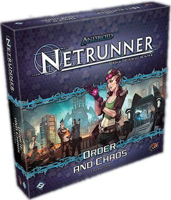 Android Netrunner LCG: Order and Chaos Deluxe Expansion